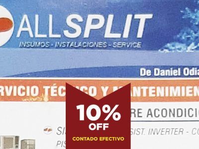 All Split