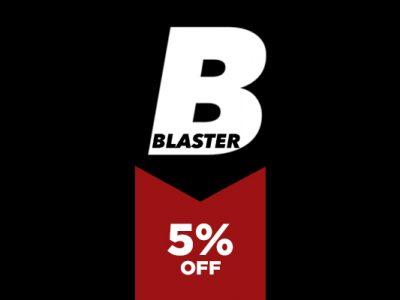 Blaster – Ropa Informal · Fragancias Nacionales e Importadas ·