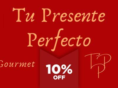 Tu Presente Perfecto · Gourmet