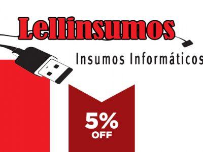 Lellinsumos – Insumos Informáticos