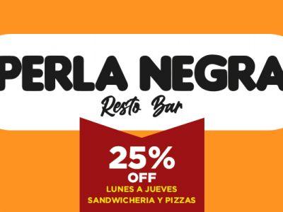 Perla Negra – Resto Bar