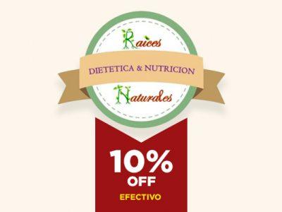 Raíces Naturales · Dietética & Nutrición