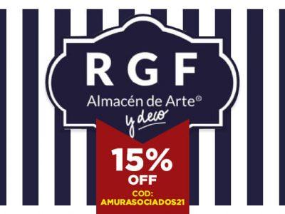 RGF – Almacén de Arte y Deco