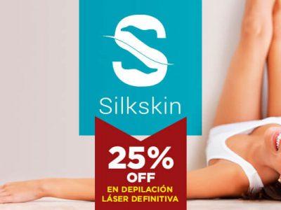 Silkskin – Depilación Láser